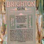 Now on optic at #thebasketmakers @BrightonGin .. Blooming loverrrrly!! #Brighton #gin http://t.co/nnHJs8SJTW