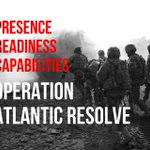 The US commitment to European security: Operation #AtlanticResolve | Find out more: http://t.co/QIoI5iEtT8 http://t.co/HgNYxyZNyi