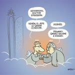 La viñeta de hoy: adiós a Strassera - http://t.co/nq3yuUzs13 Buenos días. http://t.co/bvl7dZcGjI