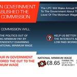 Labour in Government has established the low paid commission #LP15 #Opportunity2016 http://t.co/Apj1KajIoc