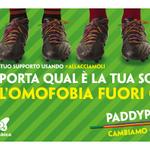 Anche @ACPerugiaCalcio oggi contro lomofobia @LegaSerieB @paddypower #PerugiaSpezia #tuttiuniti http://t.co/kezlmmKwjw