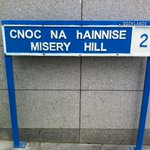 This is actually a place in #Dublin? #miseryhill @LovinDublin http://t.co/5IFwxDFUj3
