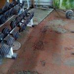 """""""@RealOviedoRugby: Una muestra del gimnasio, podría hacer mas pero para muestra... RT http://t.co/cYzbWDIoIY"""" Oviedo capital del deporte...."""
