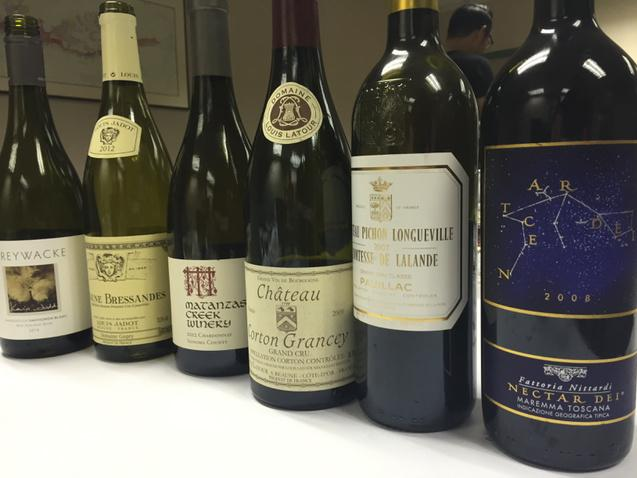 Flying @singaporeair? Get ready for these upcoming wines. http://t.co/dIBOKy3teE