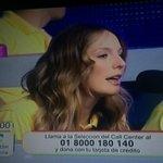 @CLAUDIABAHAMON #TeletonColombia #MirateColombia hermosa el día de hoy apoyando esta linda causa ???? http://t.co/My4UQwIeYy