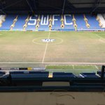 @bbcteessport arrived at Hillsborough and pitch not the best !! @swfc v @Boro on 95fm early thoughts ?? http://t.co/XZqofEPXSQ