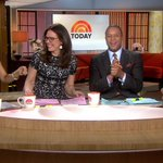 When you threaten @DylanDreyerNBC w/ a trip to an Ice Hotel (ahem, @EricaRHill) pens are thrown & outrage ensues.