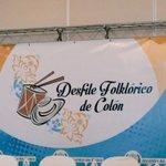 Hoy Gran Desfile Folklórico celebrando los 163 Años de fundación del Distrito de Colón @nexnoticias @ColonAlcaldia http://t.co/qAX75lS72h