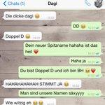 Ein ganz normales Gespräch  mit @dagibee 😂💗 http://t.co/u6d7uzCqhI