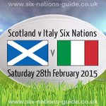 #SIXNATIONS RUGBY LIVE in NO10! TODAY from 130pm! SCOTLAND V ITALY KO 2.30pm FRANCE V WALES KO 6pm! #NO10SG #dublin http://t.co/wBEe2m1OE4