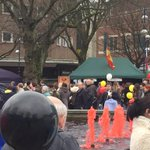 """@SwanseaBID: Get Welsh Event brining in the crowds @BigHeartSwansea @SWEveningPost http://t.co/yt8kwNtqwX"" #SwanseaCityCentre"