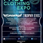 PALU CLOTHING EXPO 2015 | 24-26 April 2015 | more info @palucloth http://t.co/332eodx088