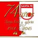 Larga vida León, feliz cumpleaños!!! @SantaFe @lgars_Oficial @SantaFeSoporte http://t.co/aq1Vn5yONC