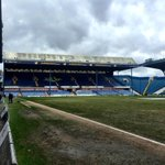 Weve arrived at @swfc This end will house the 4,500 travelling #Boro fans this afternoon. #BoroOnTour http://t.co/Q3Iu6qVTfM