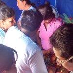 Stand @ColAdvTumbes abarrotado de personas necesitadas de la oración.Plaza mayor,Tumbes,Perú.#10DiasdeOracion http://t.co/lClfeJbjM7