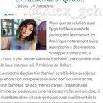 Donc Kylie Jenner sachète une maison a 2,7 millions et moi jgalère pour un mcflurry http://t.co/GiM57zn7RQ
