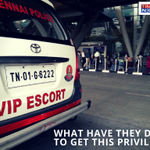 They zipped through the lines while you queued up. We will fight to demolish their VVIP Raj #EndVVIPRaj http://t.co/R5bObkuUEn