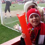 First ever @CTFCofficial game for Reece today! #ctfc http://t.co/3lFu7wvrWI