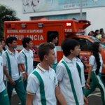 RT @CLOPAD_Norte: Lista la prevención  para el desfile en conmemoración de los 202 años d la #BatallaCucuta  http://t.co/aUj4TgiFsj
