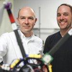 RT @josephflaherty: Drone Maker @3DRobotics Raises $50MM—Like his product, @chr1sa's company is going up/right. http://t.co/F7pEPZ7rcX