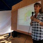 El alcalde @BlandonJose se reúne con la comunidad donde se ubicará el #ParqueDistritalNorte http://t.co/LJxVnhkFS9