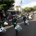 Expectacular desfile en conmemoración de los 202 años d la #BatallaCucuta recuerdo d la valentía de nuestra gente http://t.co/9iBdde490F