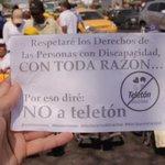 y esto tampoco lo mostrara la #TeletonColombia porque esto es estigmatizar a la gente. http://t.co/l5aErtmWd6