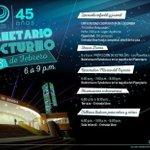 ¡Planetario Nocturno hoy 28 de febrero! A partir de las 6 p.m tendremos una programación espectacular! http://t.co/v7Srp385nm