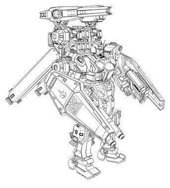 サンダーボルト版フルアーマーガンダム:FA-78 空間戦闘を重視した設計をしている。武装には、両腕にシールドを装備し、そ