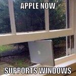 Apple now supports Windows http://t.co/Jj6W3WrZJF