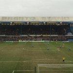 Middlesbrough fans at Sheffield Wednesday #Boro #FootyAwayDays http://t.co/YYb3JNPDaP
