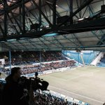 The sold out away end at Hillsborough is making plenty of noise. #UTB http://t.co/Kmgy0uogzE
