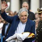 """Mujica se despidió del poder: """"No me voy, estoy llegando"""". http://t.co/IaG5DjmYjm http://t.co/cNh3eeLDVS"""