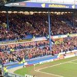 4,500 Middlesbrough fans at Hillsborough today. #boro http://t.co/yeK7VFzV8Z