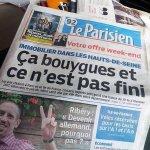 Lactu du jour en 1 image. #Bouygues #LeParisien http://t.co/8Dgk3PPcs1
