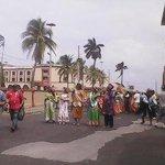 Desfile en conmemoración de los 163 años de Fundación de la ciudad de Colón @MiDiarioPanama http://t.co/0H0njg7TXy