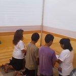 IASD Central Victoria - En el Parque Obrero - Dandy un jóven q deseaba q oren por su familia #MPN #10DiasdeOracion http://t.co/ln4mkW7fi5