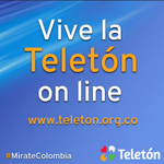 Minuto a minuto todo lo que se vive en la Teletón lo pueden http://t.co/G9wdBDfJef ¡100% conectados! #MirateColombia http://t.co/W6VnJu9oAy