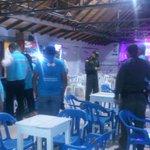 Secretarias de Salud, Gobierno y @PoliciaMonteria se tomaron el sur con controles de ruido. 3  pick up decomisados http://t.co/9A5HuNutym