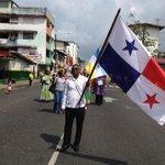 Inicia desfile folklórico de celebracion de los 163 años de fundación de Colón. @MiDiarioPanama http://t.co/T6tjlJguUj
