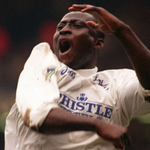Watch #MOTD at 22:30 GMT to see a classic goal of the season - a Tony Yeboah screamer for Leeds Utd #lufc http://t.co/NWNKNkgtEt