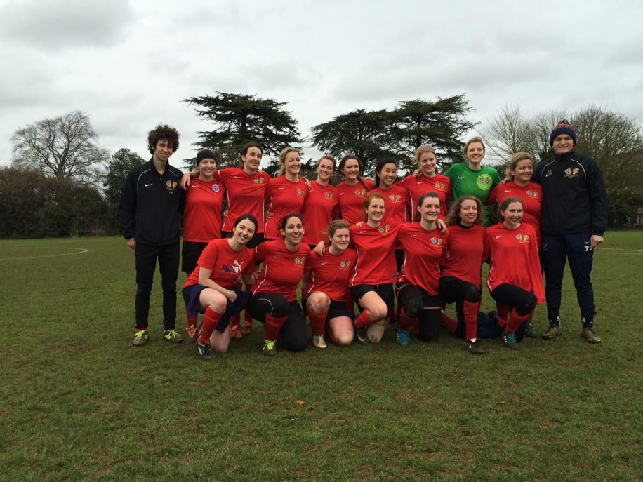 Well played @PembrokeOxford @pmbfootball #womenscuppers http://t.co/SIELHWBr4d