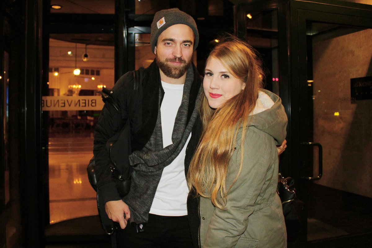 time has finally come, with Rob Pattinson in Budapest :)  5th February, 2015 http://t.co/mCdRK3E66k