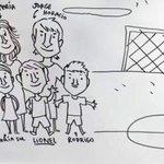 VIDEO: La vida de Lionel Messi contada en caricaturas. http://t.co/vwGuaxmf9O http://t.co/MsCVStvwQm