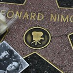 """Obama: """"Long before being nerdy was cool, there was Leonard Nimoy"""" http://t.co/FP9AymlI5y http://t.co/MXxk64Df3d"""