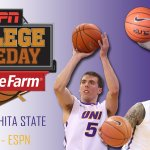 Panther Nation, you know what day it is.....GAMEDAY with Gameday! @ESPNCBB #UNIFight http://t.co/yJ7F8qWP1T