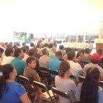 Entrega @gobernador_mam Boulevard El Trapiche #ObrasQueNosUnen http://t.co/e6UIyy6M0T