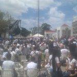 Plaza Ntra Sra del Carmen #Maturín @sistmon @elsistema #elsistemacumple40 Mega Concierto, MONAGAS PRESENTE!!!! http://t.co/PE1KOvRthK
