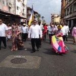 Alcalde @FedePolicani y Esposa Encabezan el desfile hoy en Conmeracion de Fundacion de la Ciudad de Colon #163VIVAC3 http://t.co/yZA4CivpKV