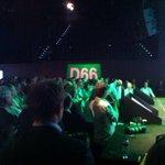 """.@APechtold bij #D66-kickoff campagne: """"Laat redelijkheid D66 winnen van extremisme PVV."""" #PS2015 #Nuvooruit http://t.co/sEMpIJTc59"""